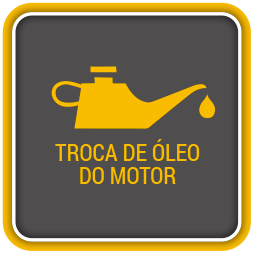 Troca de óleo do motor