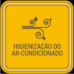 Higienização do ar-condicionado